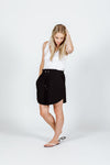 Home Lee Mini Skirt Black