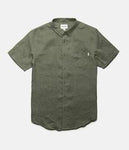 Rhythm  Apartment SS Shirt Olive