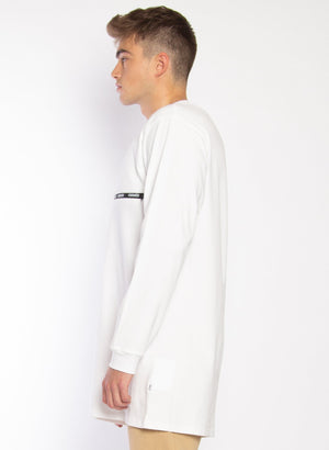 Federation Long Sleeve Zipper Tee