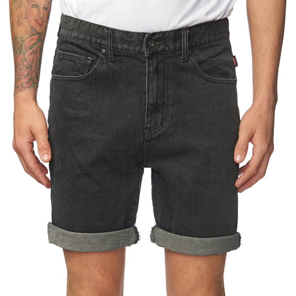 Globe Goodstock Denim Walkshort Black Grit