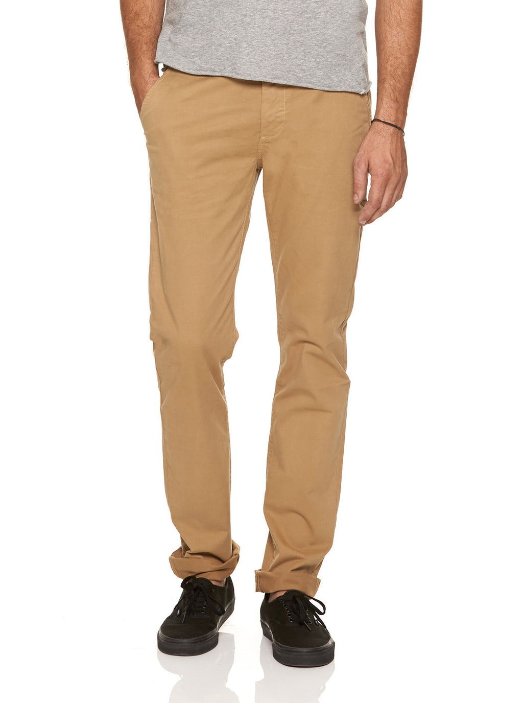 Riders Stretch Chino Light Camel