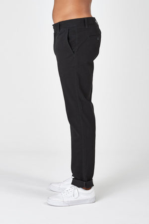 Huffer HFR Best Trouser Black