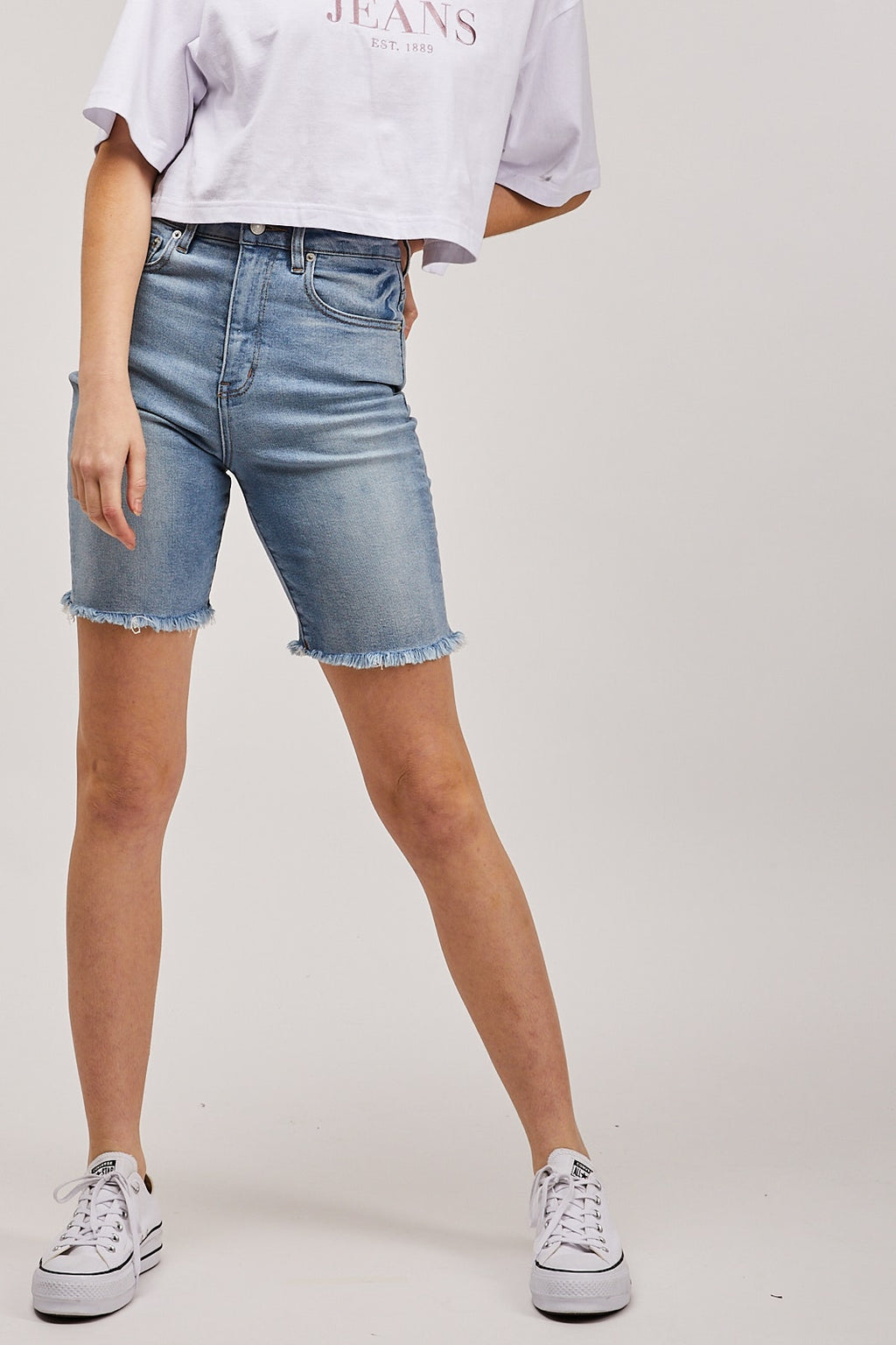 Lee High Skinny Short - Ignite