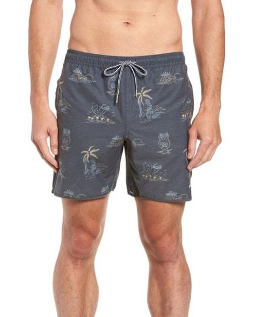 Rhythm Maui Beach Short