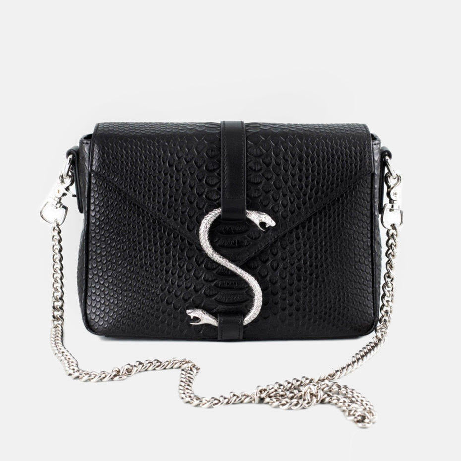 Stolen Girlfriends Club Snake Hook Box Bag