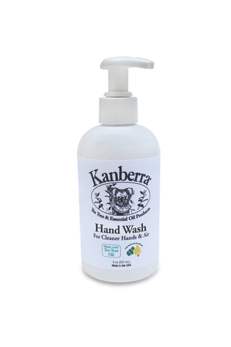 Kanberra Soap 200ml in Pump Dispenser Bottle