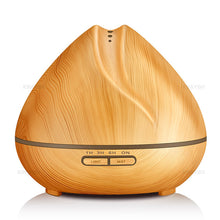 Load image into Gallery viewer, Diffuser 400ml Air humidifier Aroma for Essential Oil