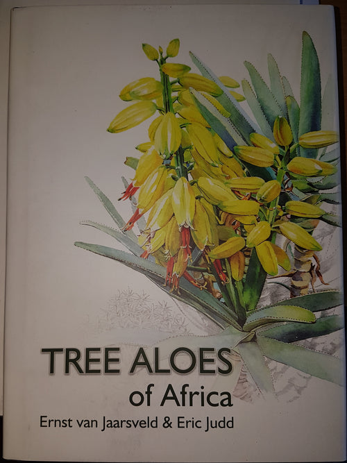 Tree Aloes of Africa