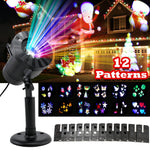Festive LED Light Projector