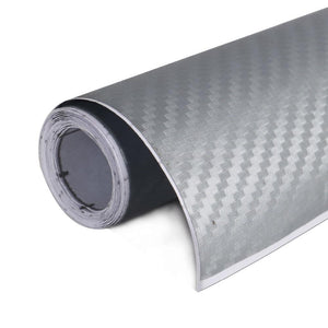 3D Carbon Fiber Car Sticker