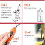Portable Camping Shower Set