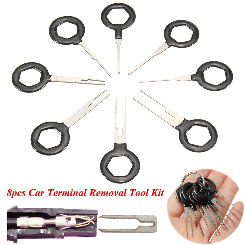 Wire Terminal Removal Tool Kit
