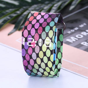Paper LED Watches (Series 2)