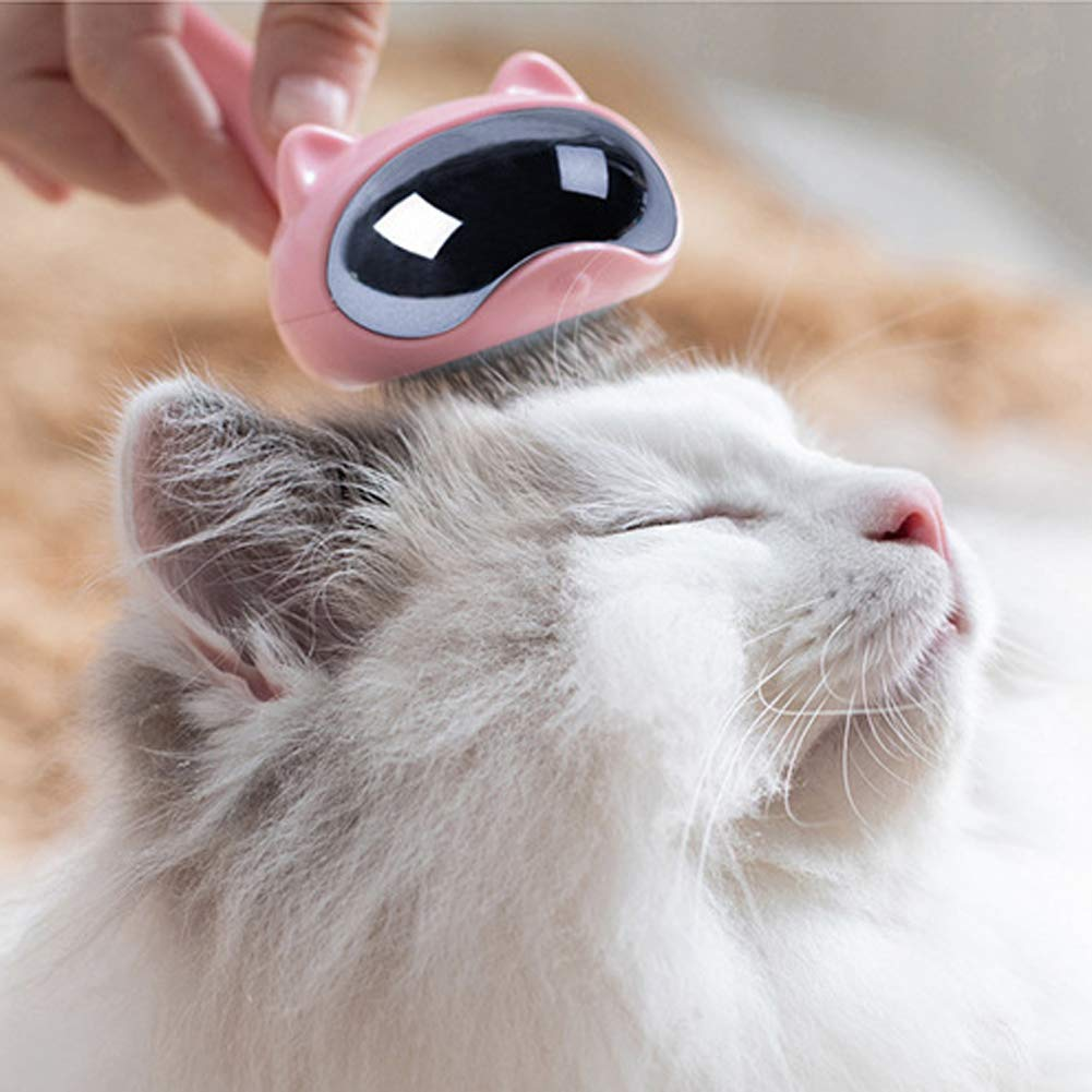 Space Cat grooming brush