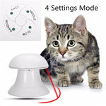 Spinning Laser Toy For Pets