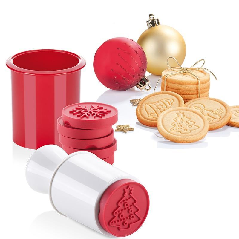 Christmas Cookie Stamps