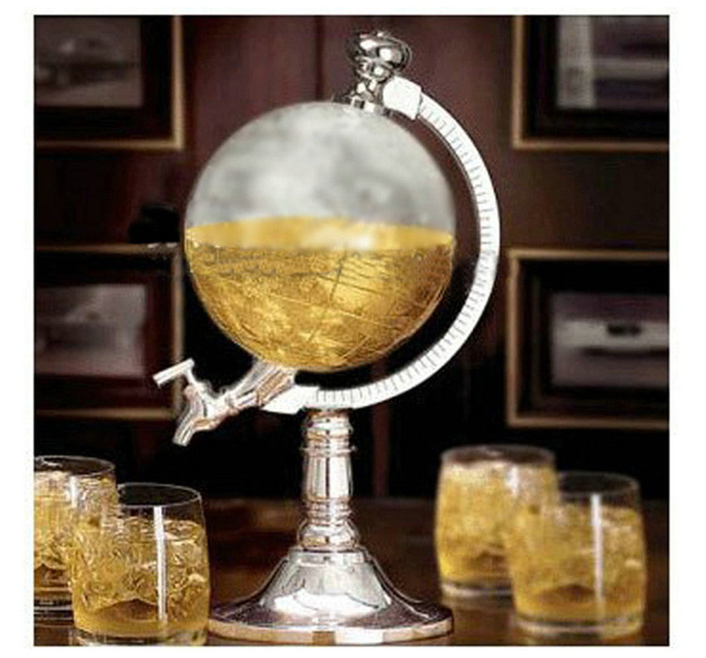 Mini Globe Drink Dispenser