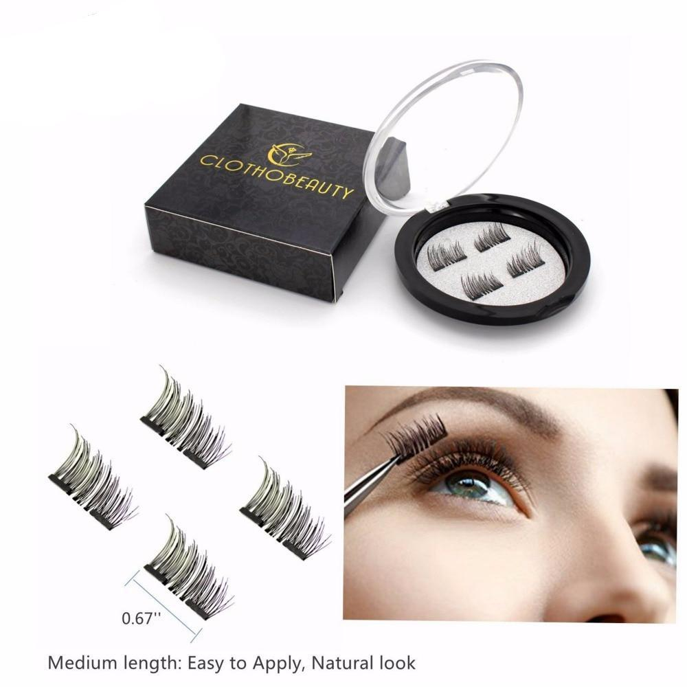 Dual Magnetic Reusable Eyelashes