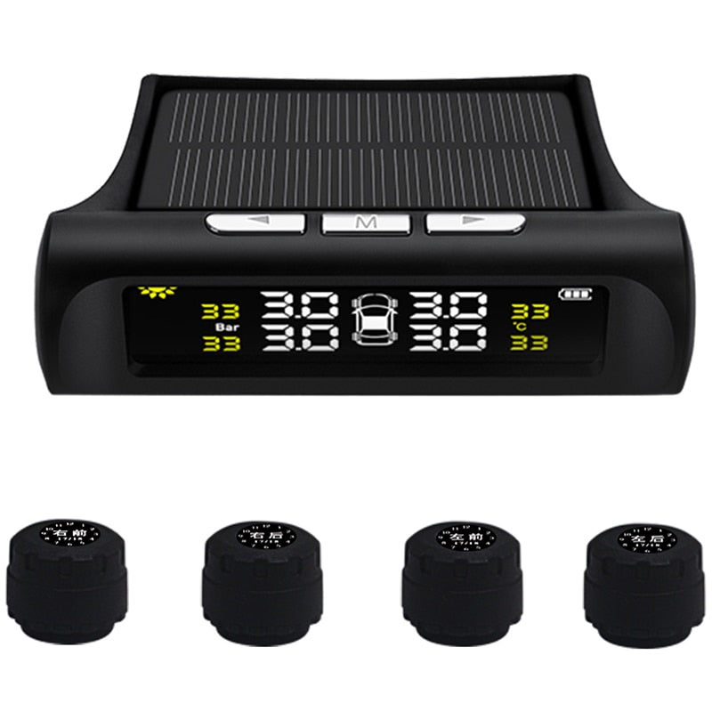 Wireless Tire Pressure Monitor