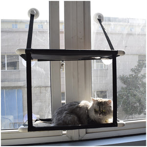 Sunny Seat Window Mounted Cat Bed