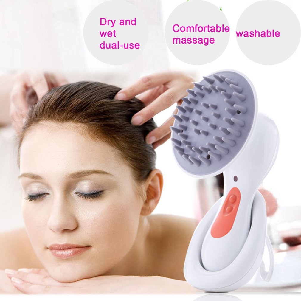 Electric Hair Head Massager