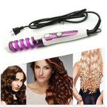 Spiral Hair Curling Wand