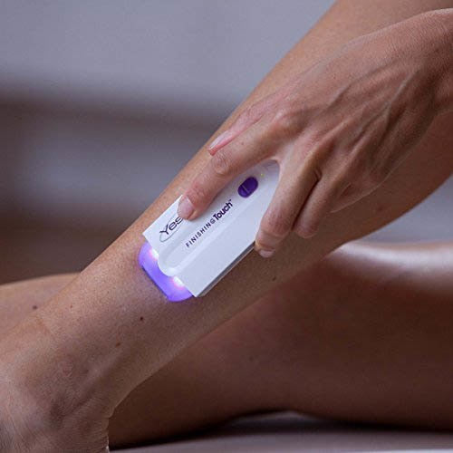 Yes! By Finishing touch Electric Epilator For Women