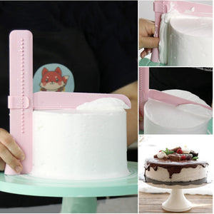 Adjustable Cake Smoother