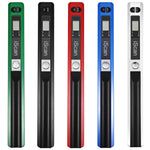 Portable Handheld Document Scanner