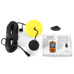 Portable Fish Sensor Alarm