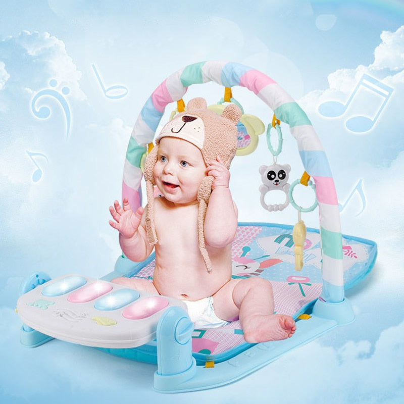 Baby Fitness Play Mat