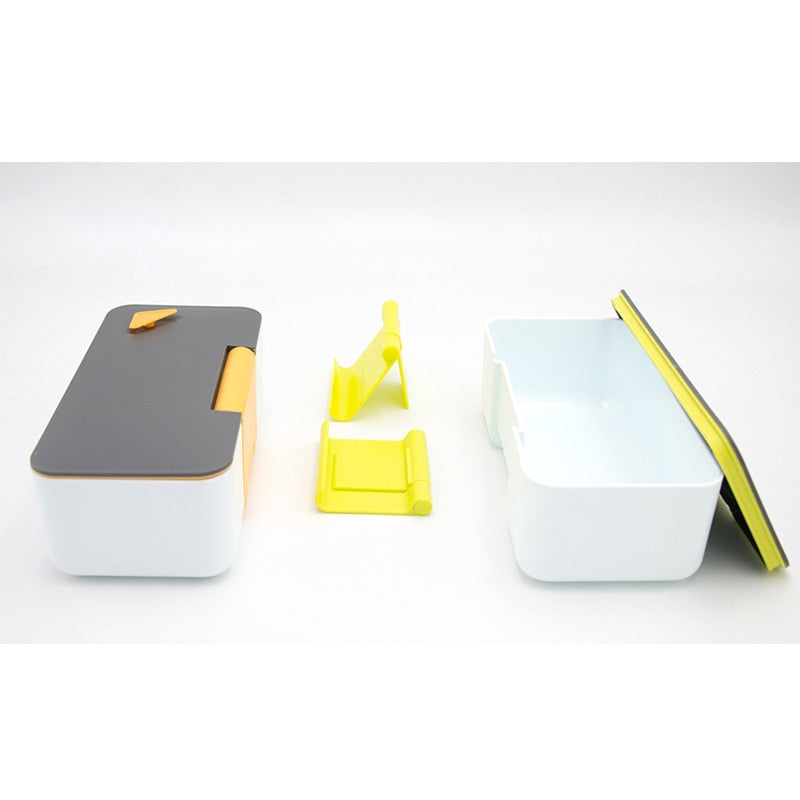 phone stand lunch box