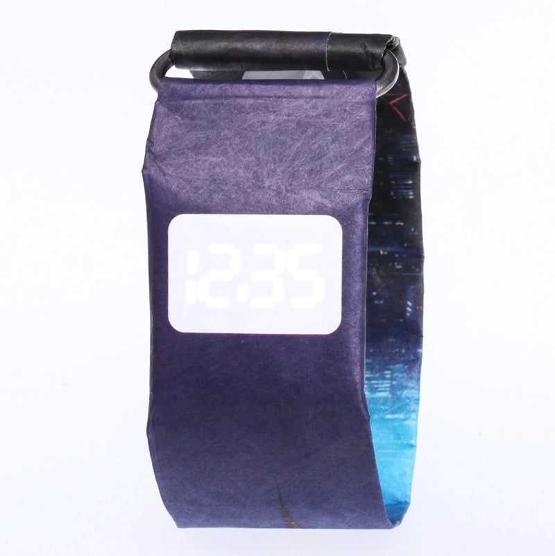 Paper LED Watches (Series 1)