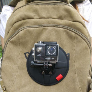 Magnetic Flex GoPro Mount