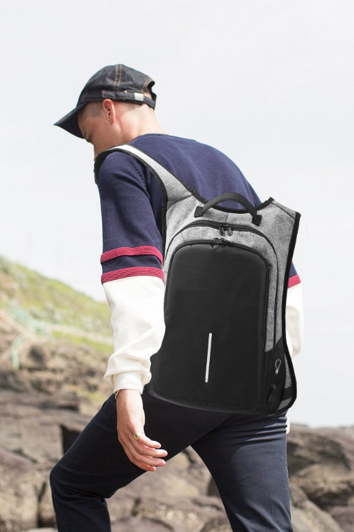 2nd Generation Anti-theft Backpack With USB Charging Port