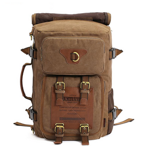 Vintage Travel Backpacks