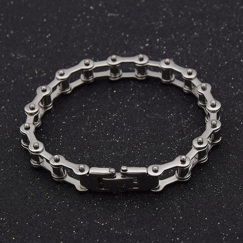 Titanium Bicycle Motorcycle Chain