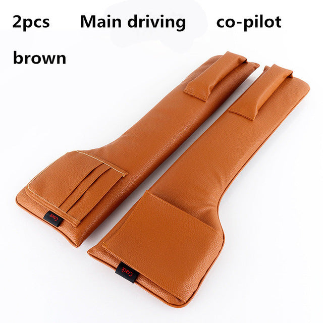 Car Seat Gap Filler Pocket