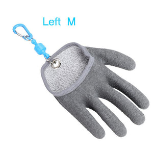 EZ-ON Fishing Gloves with Magnetic Quick Release
