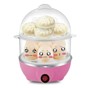 Layer Electric Egg Cooker