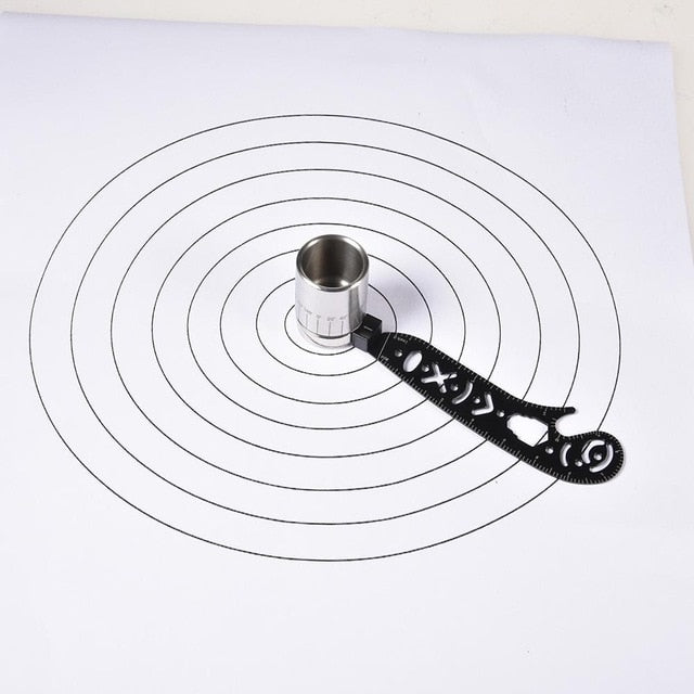 7-in-1 Magnetic Drawing Tool