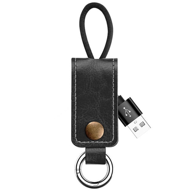 Key Ring Charging Cable