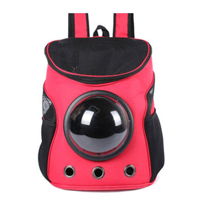 Space Capsule Pet Backpack