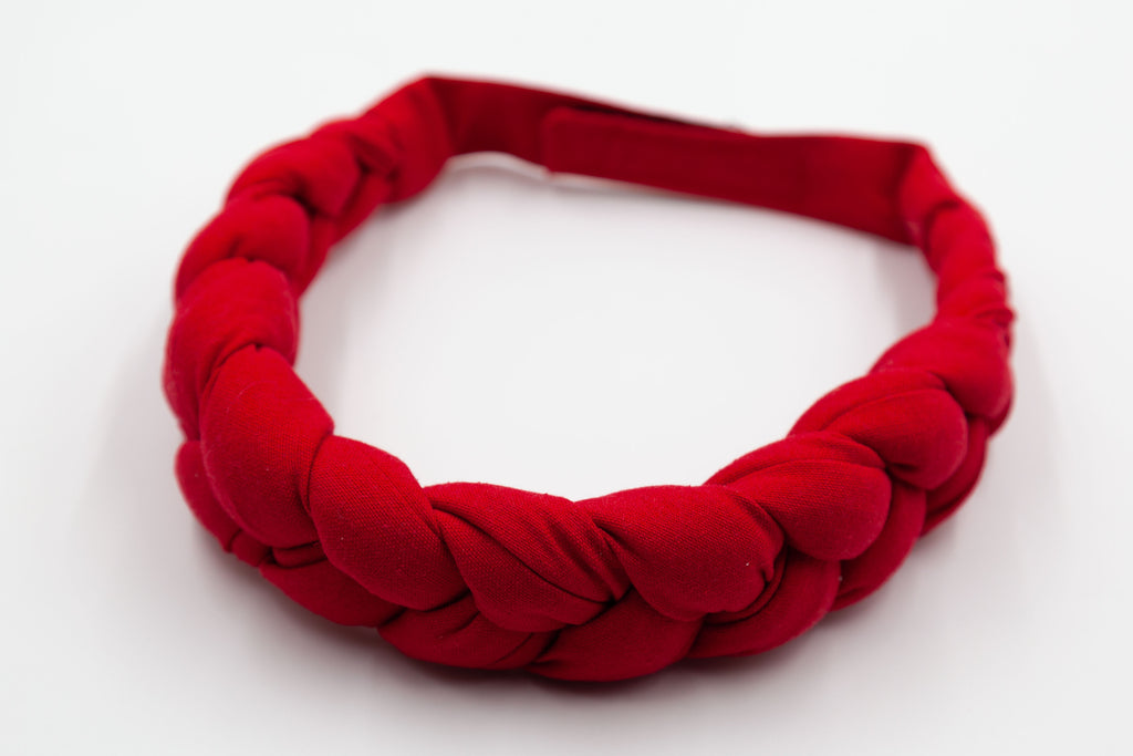 Alice Braid Red