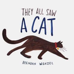 They All Saw A Cat … Coming to New York in June 2018!