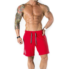 Autumn Fashion Men Sporting Beaching Shorts Trousers Cotton Bodybuilding Sweatpants Fitness Short Jogger Casual Gyms Men Shorts