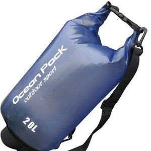 20L Outdoor PVC New Swimming Bag Men Women Waterproof Rafting Sports Large Capacity Bag #EW