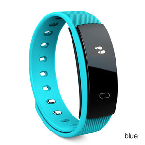 BOAMIGO Men Women Sport Smart Bracelet Watch Bluetooth Clock Heart Rate Blood Pressure oxygen Sleep Monitor Pedometer Smartwatch