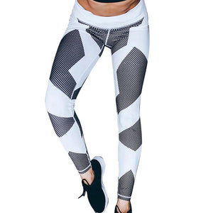 1pc New Arrived Women Yoga Fitness Leggings Running Gym Stretch Sports Pants Trousers High Quality#28