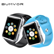 BUMVOR Bluetooth Sports Smart Watch with men's watch Smartwatch Camera for Android iOS  reloj mujer
